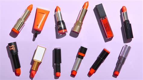best shades of the 12 best orange lipstick shades of all time stylecaster