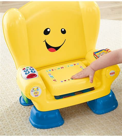 Fisher Price Laugh Learn Chair by Fisher Price Laugh Learn Smart Stages Chair