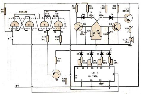 Bell Pintu gambar skema rangkaian bel pintu gambar skema rangkaian