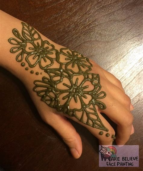 henna tattoo paint henna tattoos mehndi make believe painting