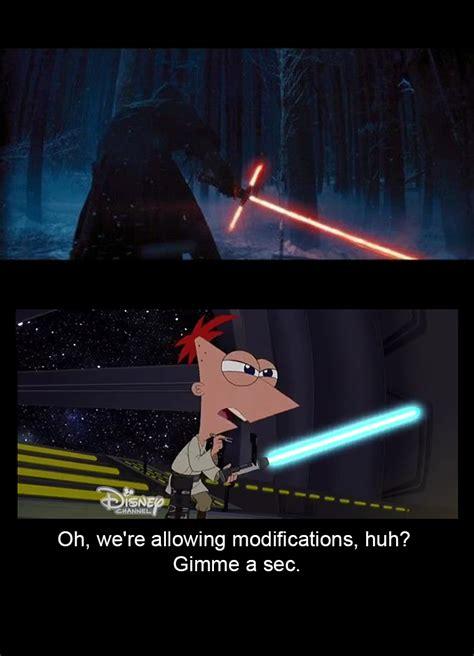 Lightsaber Meme - customize crossguard lightsaber know your meme