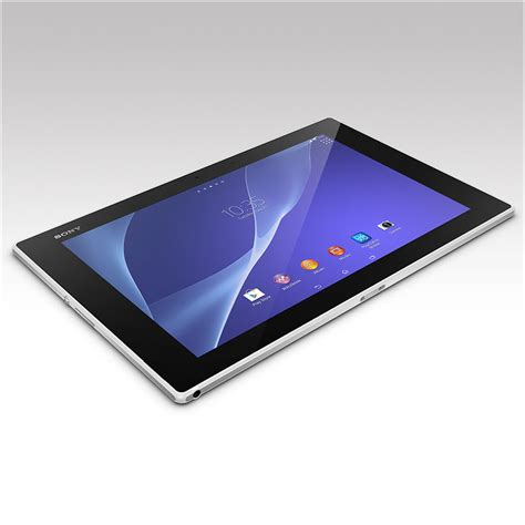 Sony Xperia Tablet sony xperia z2 10 1 inch tablet black qualcomm 2 3ghz 3gb ram 16gb memory android