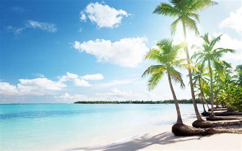 tropical beach hd desktop wallpapers 4k hd
