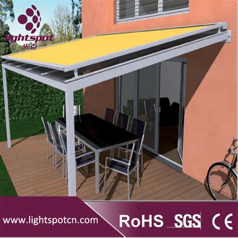 hoigaards awnings 100 canvas covers for patio slide wire cable awnings