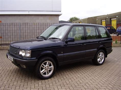 2000 land rover range rover pictures cargurus