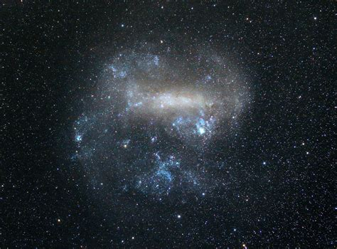 www large eso determines the distance to the large magellanic cloud