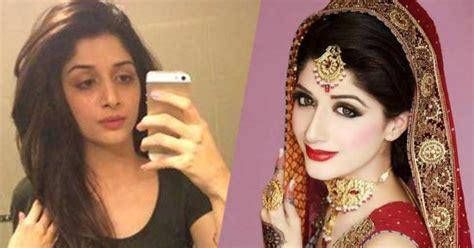 all pakistani actress without makeup 13 pakistani actresses with without makeup brandsynario