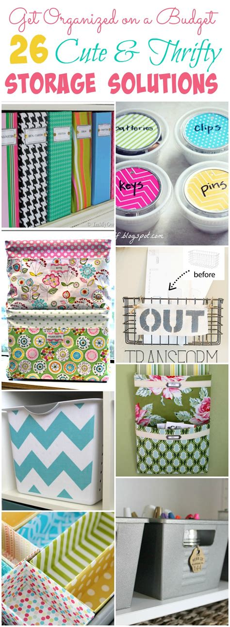 solution diy 26 and thrifty diy storage solutions the happy housie