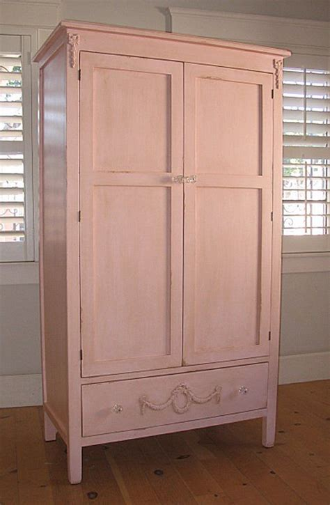 cottage armoire solid wood cottage style mary jane wardrobe armoire 30