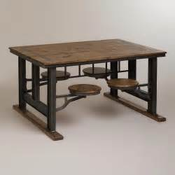 good Kitchen Table With Stools Underneath #1: 049f3beb6041.jpeg