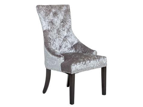 silver velvet chair crushed velvet chair best home design 2018