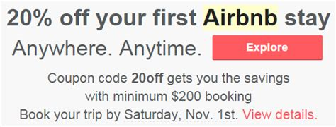 airbnb first booking coupon barclays scheduled payments airbnb coupon codemiles to