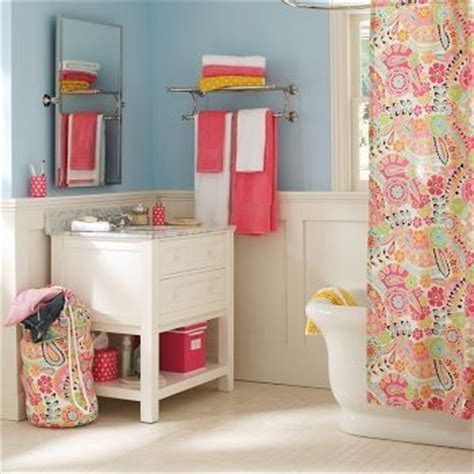 teen bathroom accessories paisley bathroom decor home interior design