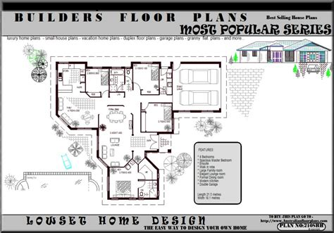 Open Plan Home Design