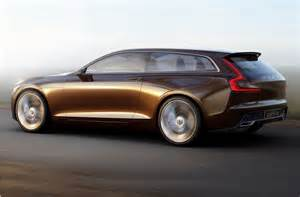Volvo Concept Estate Volvo 2015 Concept Estate Geneva Show Volvo S Sleek