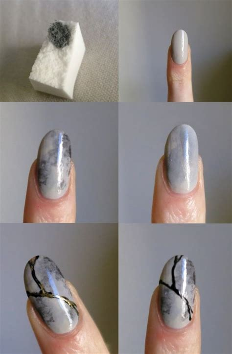Idee Deco Ongles En Gel by Les Tendances Chez La D 233 Co Ongles 62 Variantes En Photos