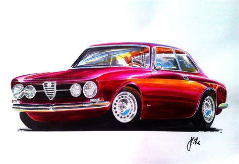 Alfa Romeo Gtv 1750 by Alfa Romeo 1750 Gtv