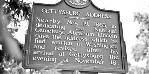 the enduring impact of lincoln s gettysburg address did embracing equality on the 150th anniversary of gettysburg