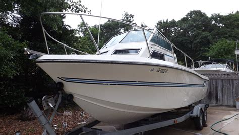 boat storage around me 1987 winner 2280 sport cuddy walkaround with trailer in