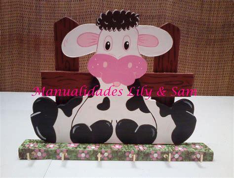 proyecto de fomix el arte en las manos con fomix como hacer un porta cubiertos de madera mdf vaca country