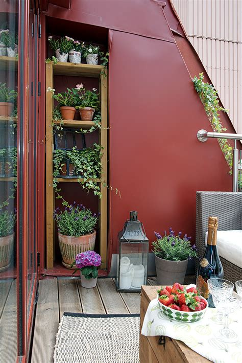 apartment plants ideas e urban apartment with terrrace terrace with shelved pot