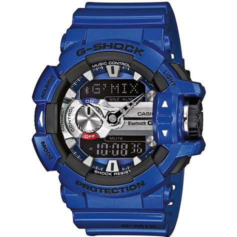 Gshock G Mix g shock gba 400 2aer horloge g mix bluetooth