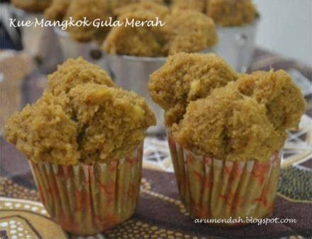 Mangkok Merah ncc jajan tradisional indonesia week kue mangkok gula merah