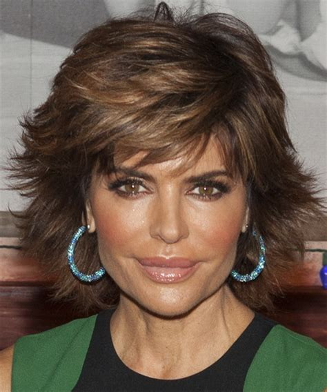 lisa rinna shaggy hairstyle hairstyles like lisa rinna