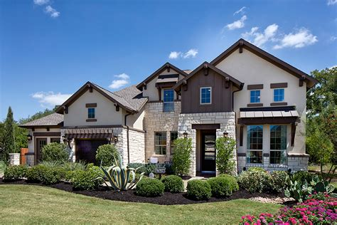 new homes in rock tx new construction homes toll