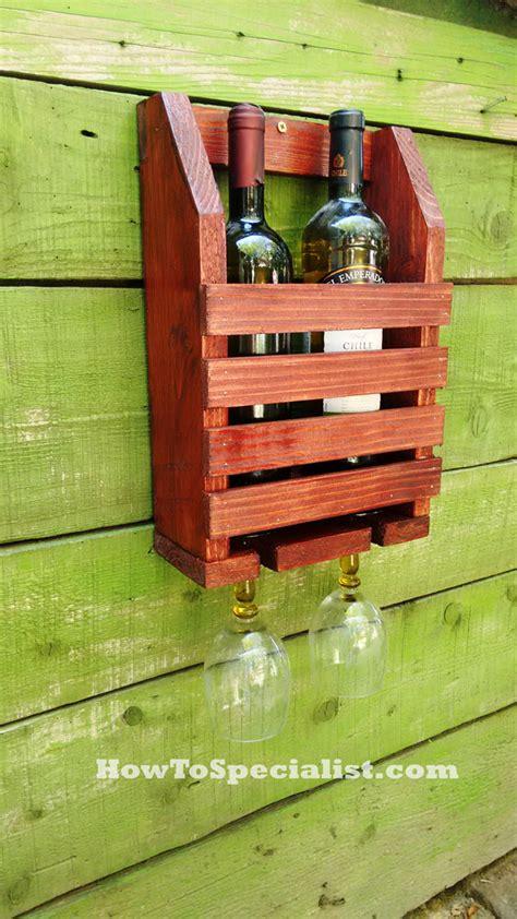 build  wine shelf  glass rack