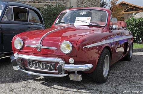 Renault Dauphine Gordini Renault Dauphine Gordini Cabriolet Flickr Photo
