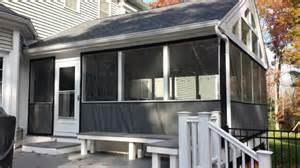 Clear vinyl plastic enclosures for porch amp patio