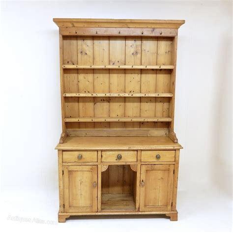 Pine Dresser Antique by Antique Pine Open Rack Dresser Antiques Atlas