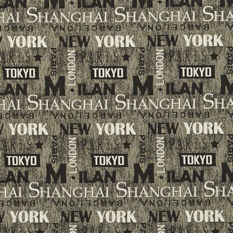 upholstery fabric new york city black and grey and white contemporary jacquard woven