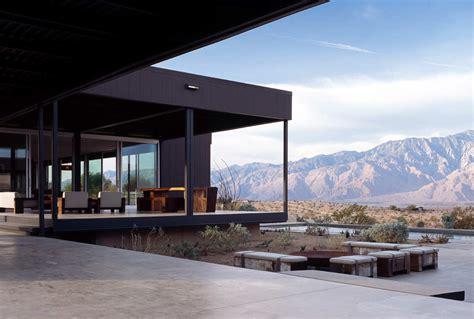 marmol radziner designed prefab house prefab desert house by marmol radziner 3d architectural visualization rendering blog