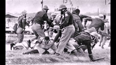 civil rights movement police brutality police brutality then and now youtube