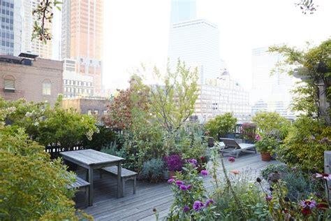 Garden Manhattan by Trending On Gardenista Gardens That Matter Remodelista
