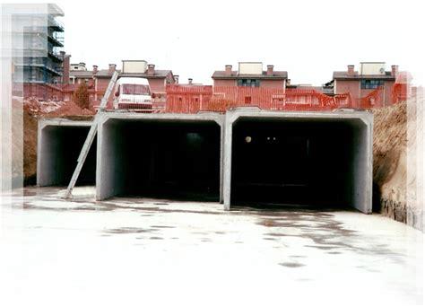 vasche di laminazione vasche e cisterne prefabbricate in cemento