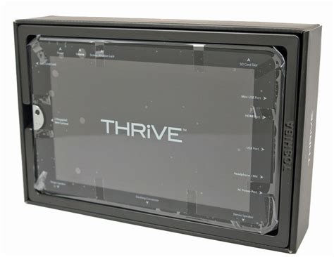 toshiba thrive review toshiba thrive review a middle of the road tablet