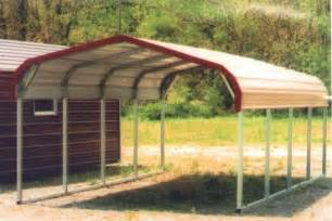 Steel Carport Shelter Varieties Of Metal Carport Kits Aconstructionblog