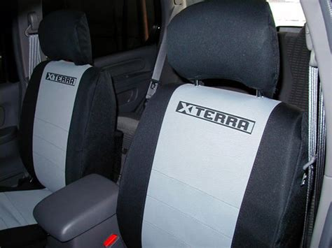 nissan xterra seat covers nissan xterra factory seat covers