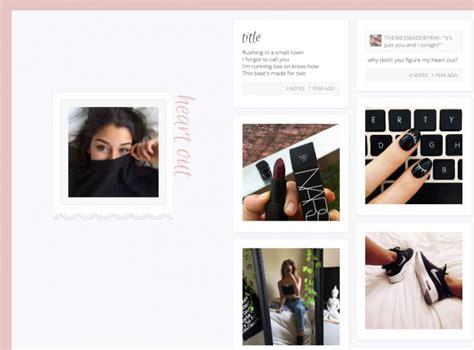 tumblr themes nice 15 nice girly tumblr themes utemplates