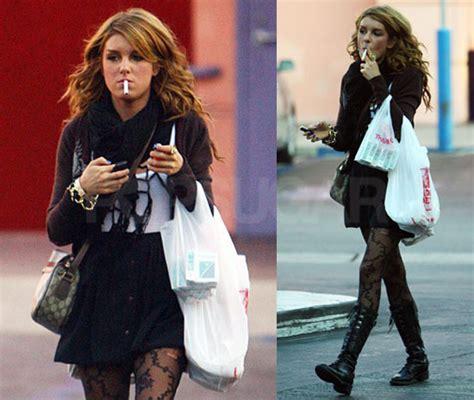 Pop Up Toaster Online Shenae Grimes Smokes Cigarettes In La Popsugar Celebrity