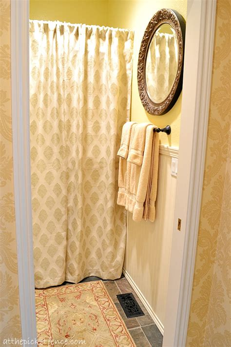can i use the bathroom in french french country bathroom makeover at the picket fence