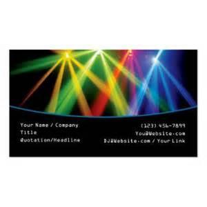 business cards for djs wedding business cards dj business card