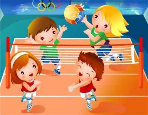 google imagenes animadas ni 241 as jugando voleibol animado buscar con google i