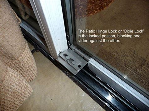 Security Lock For Sliding Patio Doors 24 Best Images About Glass Door Security On Side Door Security Lock And Locks