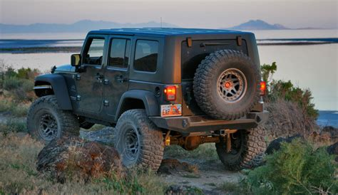 Jeep Back Bumper Jeep Jk Wrangler Rear Bumpers Expedition One