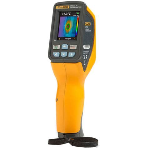 Visual Infrared Thermometer Fluke Vt 02 fluke vt02 visual infrared ir thermometer fluke vt02