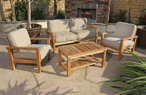 teak outdoor furniture beautiful world thailand